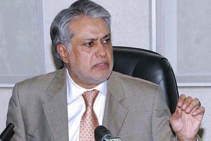 وزير الشؤون المالية الباكستاني ونظيره الفرنسي يناقشان الروابط الاقتصادية بين البلدين