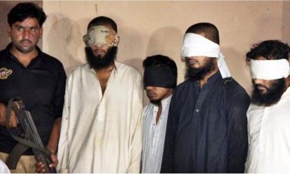 اعتقال أربعة إرهابيين من تنظيم القاعدة المحظور