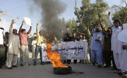 باكستان تدين تفجير الكنيسة البطرسية في مصر