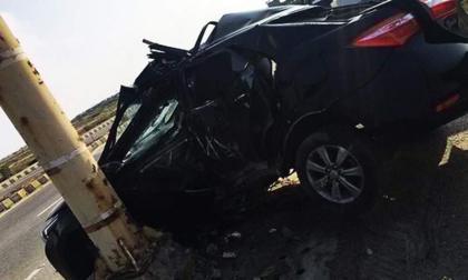 مقتل سبعة أشخاص في حادث سير بإقليم بلوشستان الباكستاني