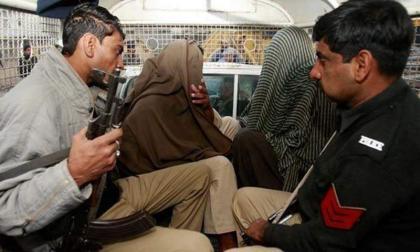 اعتقال أربعة إرهابيين من جماعة محظورة من مدينة بشاور الباكستانية