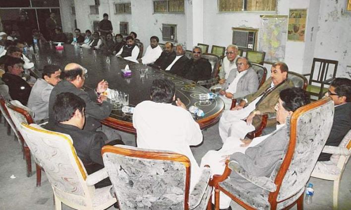 Sindh Abadgar Itehad announces movement against closure of sugar mills