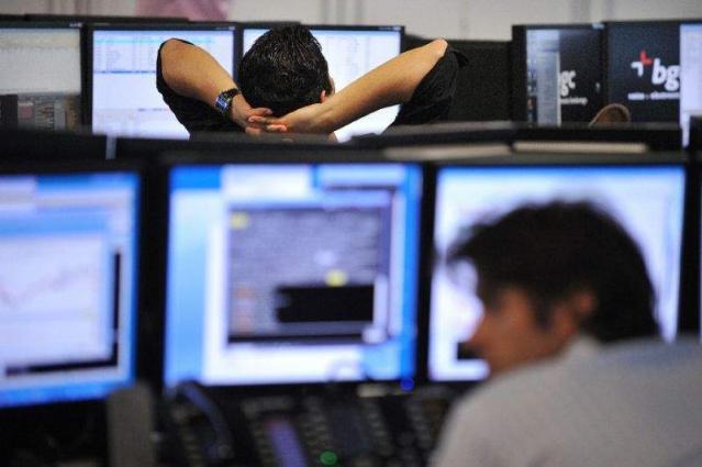 Stocks climb on Italy bank action