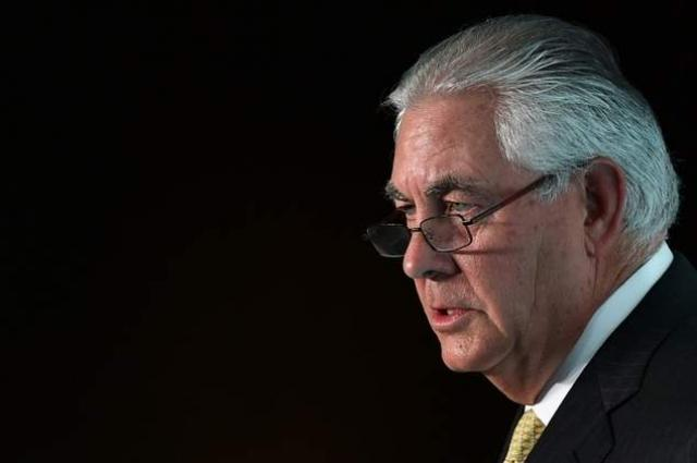 Trump taps ExxonMobil chief Tillerson as secretary of state