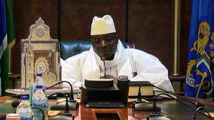 Gambian ruling party asks court to void election result