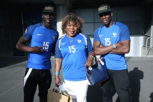 Football: I don't want either to lose, says Pogbas' mother
