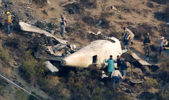 Kin of PIA crash victims asked to e-mail specific details about