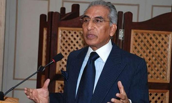 Pakistan to work closely with new US administration: Fatemi