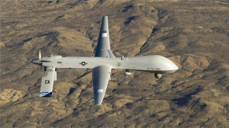 Drone strike kills IS figures in Syria, some with Paris attack ties
