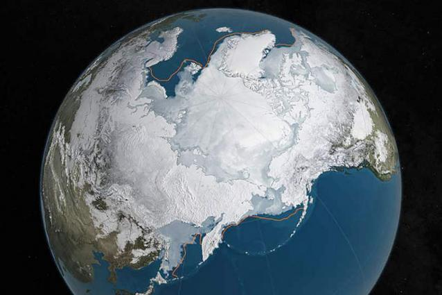 Arctic sees hottest year on record
