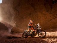 Dakar Rally claims star duo on only day four