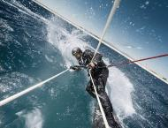 Yachting: Thomson surges after Le Cleac'h in Vendee
