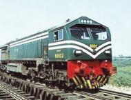 Raja Javed Ikhlas inaugurates Railway Road project