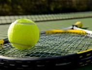 Mahin wins Ladies Tennis