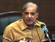 The Prime Minister congratulated Chief Minister Punjab Shahbaz