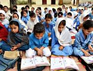 KPK Goernment to make primary to secondary education compulsory f ..