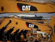 Caterpillar sees modest mining uptick after big Q4 loss