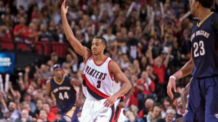 NBA: Atlanta's Hardaway, Portland's McCollum win with career highs