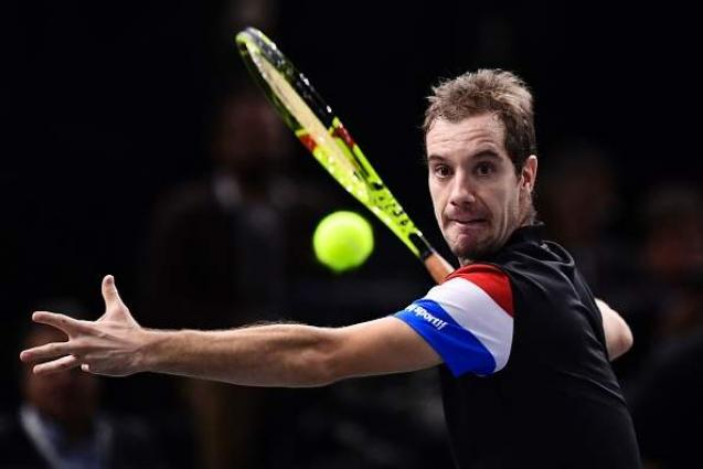 Tennis: Gasquet leads France to Hopman win