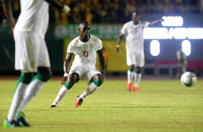 Liverpool's Mane in strong Senegal squad