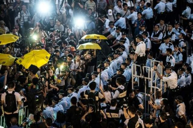 China says Hong Kong must not be used to infiltrate or subvert mainland