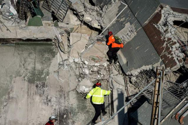 At least 9 killed in Kazakhstan apartment building collapse: ministry