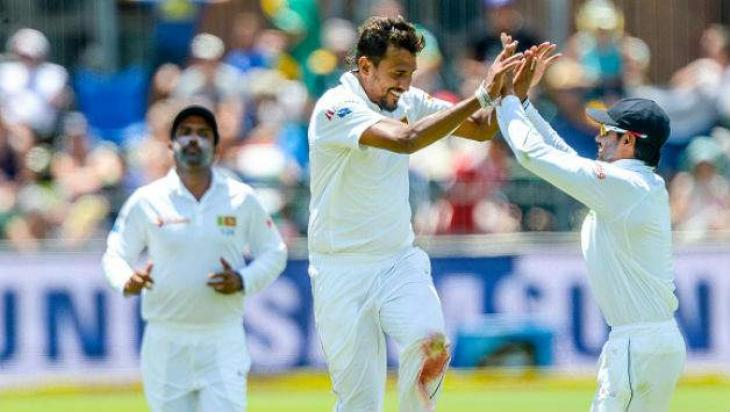 Cricket: Lakmal takes first Test wicket of 2017