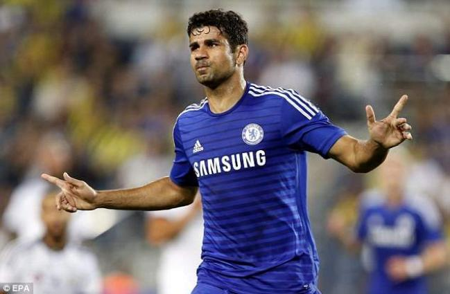 Costa reveals he wanted to leave Chelsea