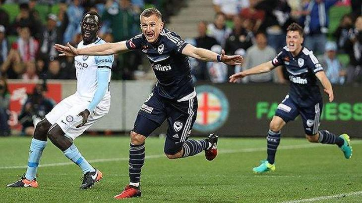 Football: Berisha becomes A-League's all-time leading scorer