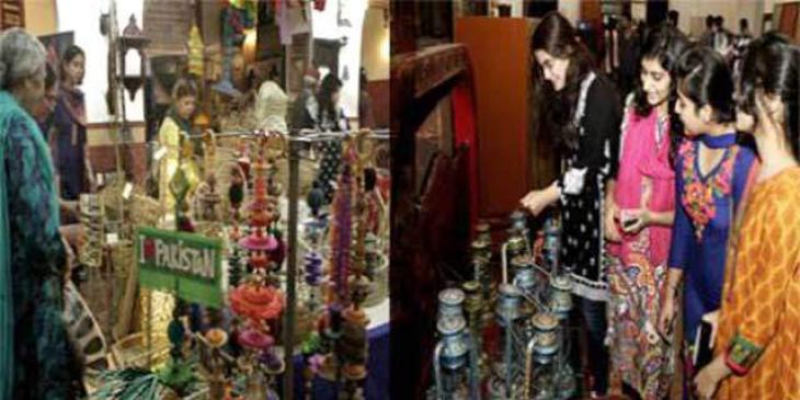 Crafts Exhibition from Jan 6