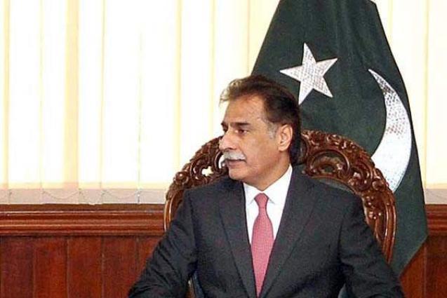 Speaker Ayaz Sadiq asks politicians to help strengthen NAP