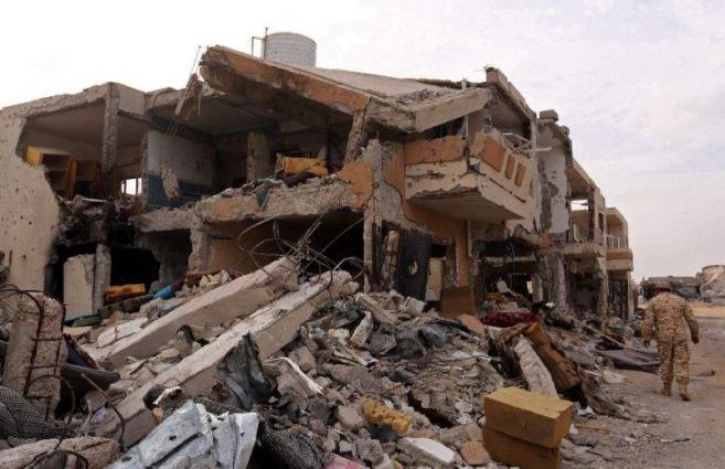 Libya deputy PM quits, saying he has 'failed'