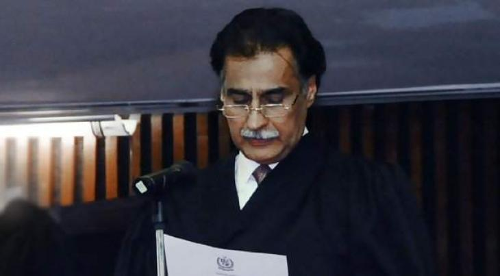 Institutions not to be dragged into politics: NA Speaker