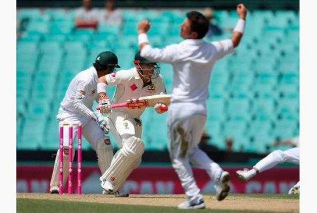 Australia 224-2 at tea in Pakistan Test