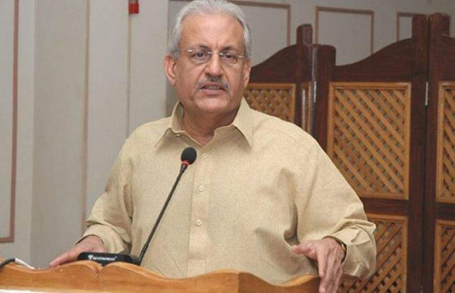 Chairman swnate for promoting Pakistan's products in int'l markets
