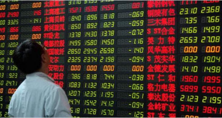 Asia markets flat in first trade of year