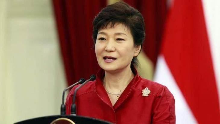 S. Korea president stays away from impeachment hearing