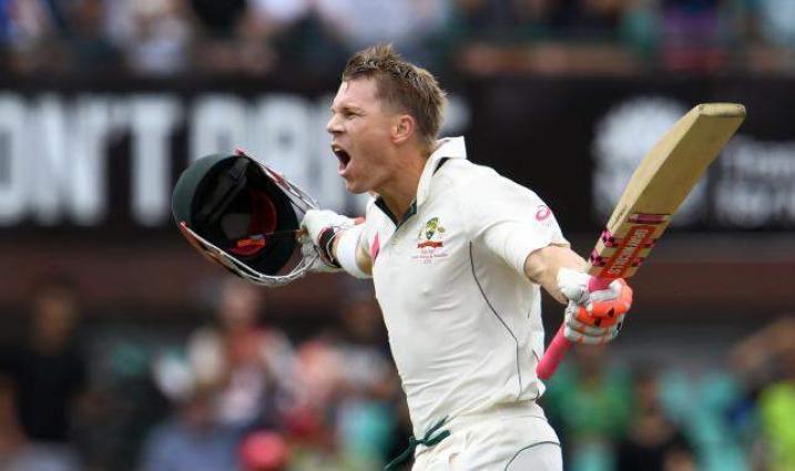 Cricket: Warner in Bradman class, Renshaw maiden century