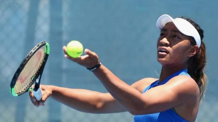 Tennis: Serena-inspired teen makes WTA history