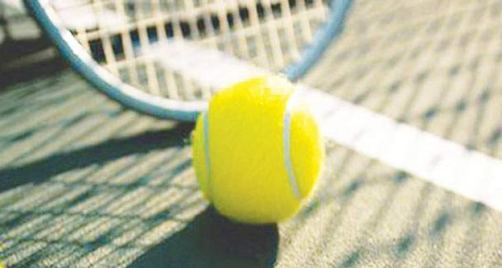 Lobbing Love Tennis tourney from Wednesday