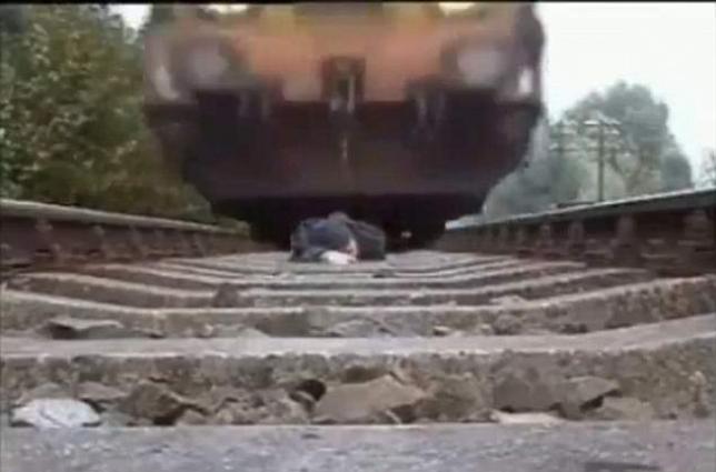 Boy killed on rail track