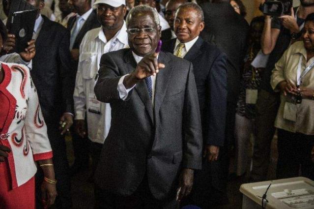 Mozambique rebel leader announces 2-month ceasefire
