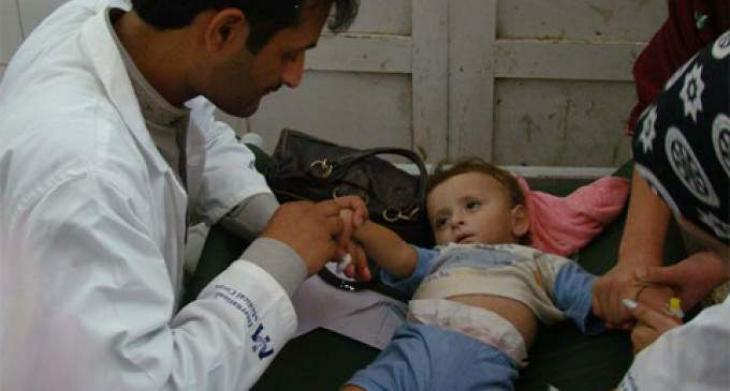 Mobile hospital provides free medical facilities in Waziristan