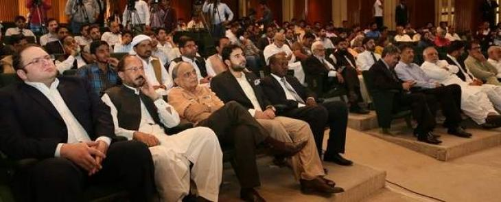 Speakers at Jammu seminar ask for Kashmir settlement