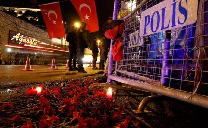 Turkey nabs 2 foreigners at Istanbul airport over nightclub attack: report