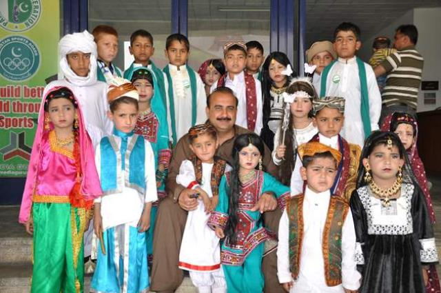Rehabilitating special children, joint responsibility: Zamurd Khan