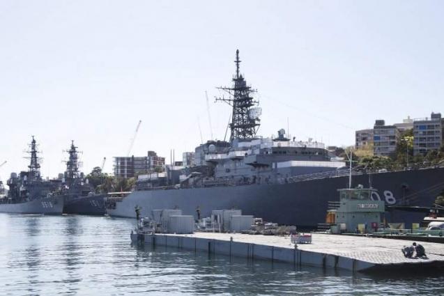 Pakistan maritime security ships in Sri Lanka on goodwill visit