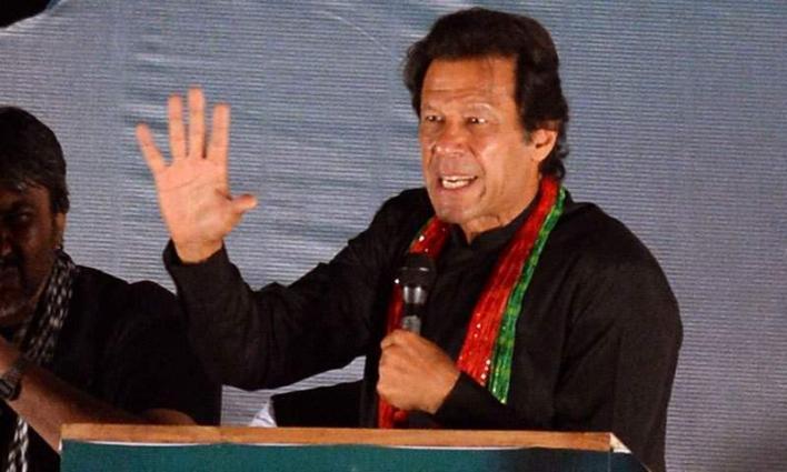 PTI has complete trust in SC: Imran Khan