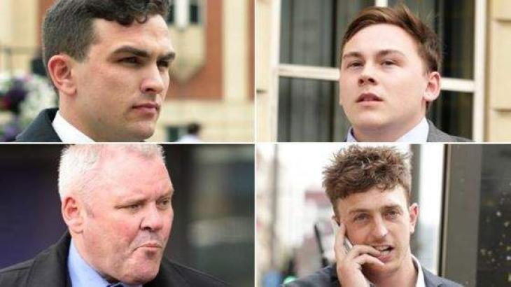 Chelsea fans face jail terms for racist violence