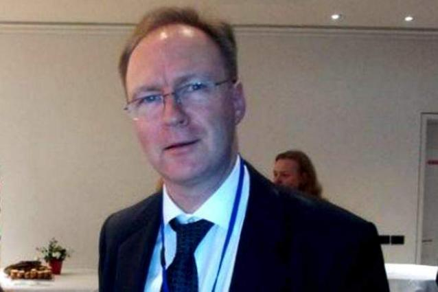 Britain's EU ambassador quits